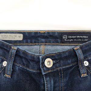 Ag Adriano Goldschmied Jeans - Adriano Goldschmied The Stilt Cigarette Rollup